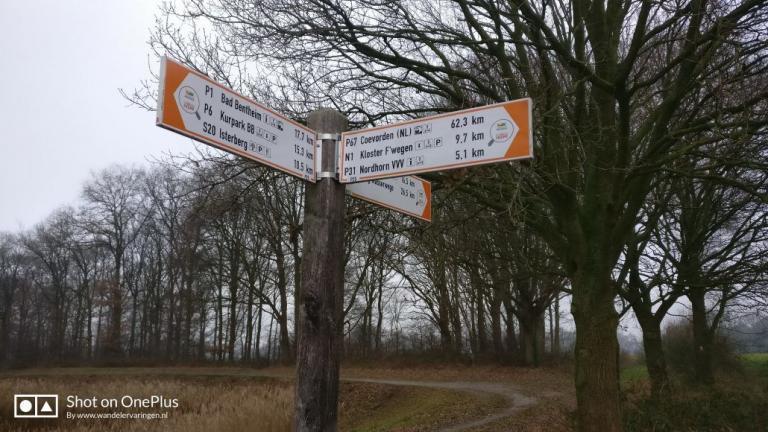 Grenswandeling Denekamp – Nordhorn