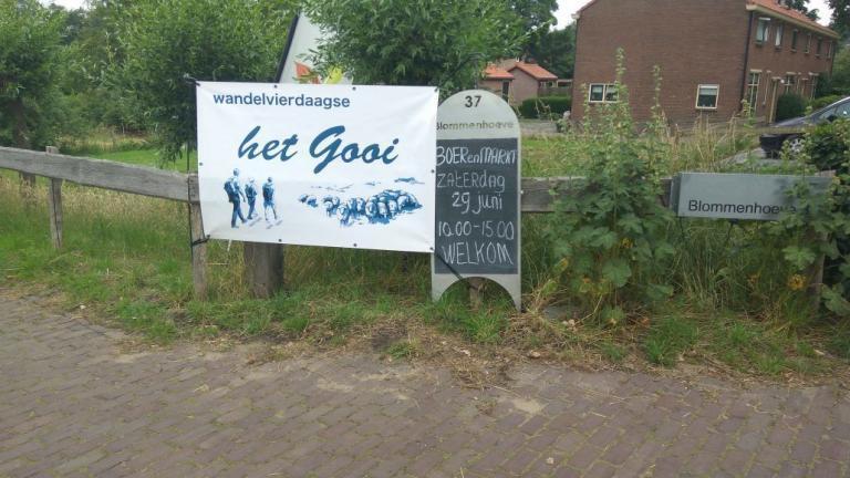 Wandelvierdaagse Het Gooi 2019 3e dag